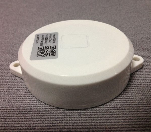 ibeacon with button (1)